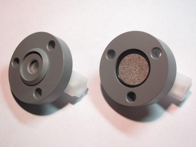 AAO和其他陶瓷过滤器膜支架